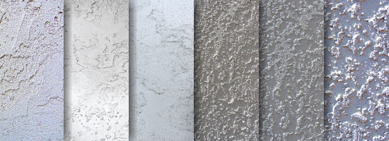 Stucco texture set yvelle design eye for Mission stucco