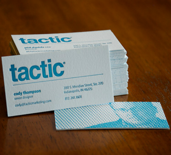 marketing business cards