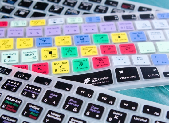 24 awesome gifts for designers yvelle design eye keyboard shortcut skins periodic table urtaz Choice Image